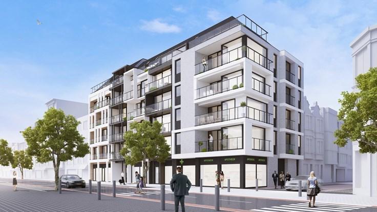 Projet immobilier àvendre à Ostendeau prix de161.000 à 365.000€ - (6977055)