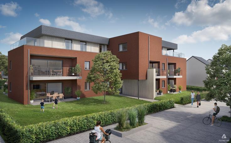 Projet immobilier àvendre à Bougeau prix de214.090 à 258.380€ - (7012302)
