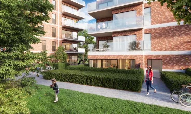 Projet immobilier àvendre à Ingelmunsterau prix de160.000 à 340.000€ - (7151708)