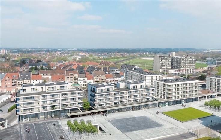 Projet immobilier àvendre à Waregemau prix de320.000 à 450.000€ - (7197317)