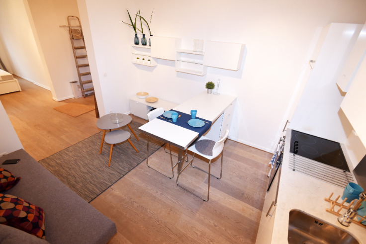 Flat studio louer uccle location cp 1180 for Recherche studio