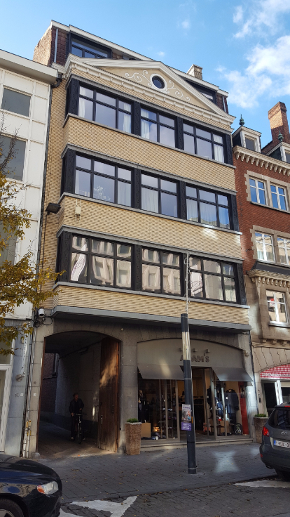 Appartement te huur kortrijk verhuur cp 8500 for Huis te huur kortrijk