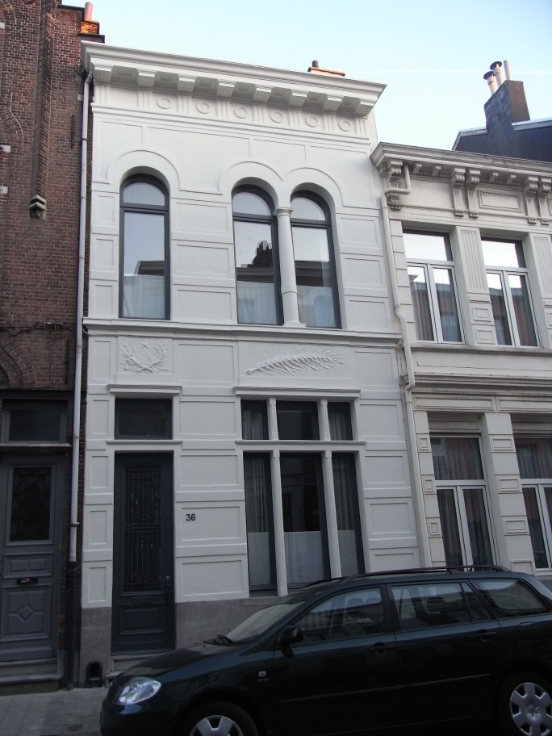 Huis te huur antwerpen arrondissement for Antwerpen huis te koop