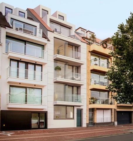 Projet immobilier àvendre à Knokkeau prix de425.000 à 775.000€ - (7316143)