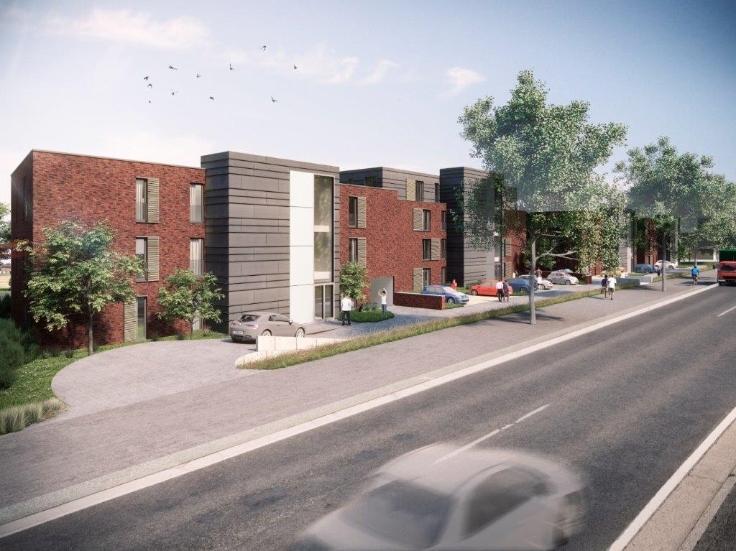 Projet immobilier de4 façades àvendre à Kettenisau prix de177.956 à 297.583€ - (7332721)