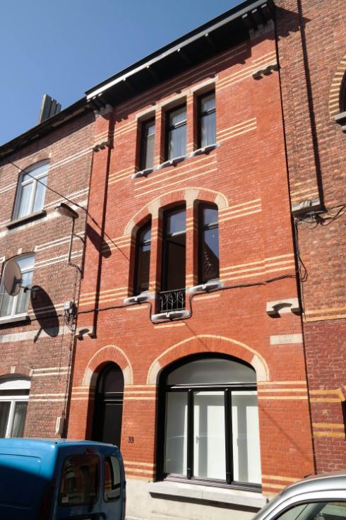 huis te huur - Gent (verhuur - CP 9000)